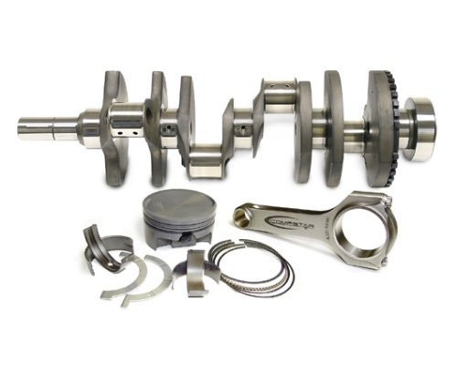 LS Rotating Assembly-Manley, 415 cid, 4.065x4.000, Forged Crank, H-beam rod, Piston, 24T