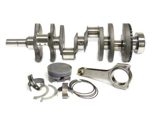 LS Rotating Assembly-Manley, 383 cid, 3.905x4.000, Forged Crank, H-beam rod, Piston, 24T