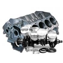 Block & Lunati Rotating Assem-NO2-Balanced-Ford 438, Dart Block, Lunati Crank, Rods, JE NO2 Piston 9