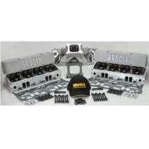 Brodix Small Block Chevy Top End Kits