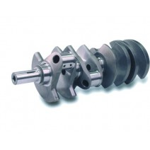 Manley Big Block Chevy 4340 Forged Crankshaft - 4.250 stroke, 6.385 rod, Full Counterweights