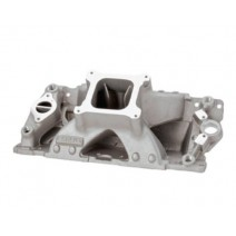 Brodix Small Blocks Chevy Intake Manifold - Oval Port 23 deg