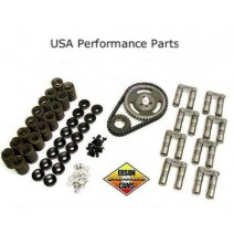 Cam Install Kit - SB Chevy, Hyd Roller, Retro-Fit .550 lift