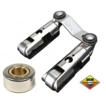 Erson XL Xtreme Load Roller Lifters - Bushed wheel w/pres oil, BB Chevy +.300 on Center .903