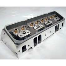 Small Block Chevy Aluminum Cylinder Heads - 200cc, 355-T6, bare pr