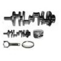 Chrysler Late Model Hemi 6.1L Manley BALANCED Rotating Assembly, 421 cid, -1.5cc, 11.1-1