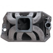 Brodix Spread Port - Large Plenum Oval Port Intake Manifolds