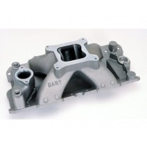 Dart Small Blocks Chevy Intake Manifolds for 4150 Carburetor