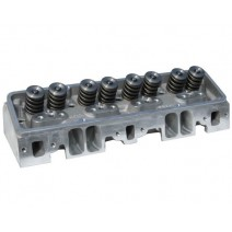 Dart PRO1 PLATINUM CNC-Ported Small Block Chevy Cylinder Heads 227 Port Volume, Assembly, pair