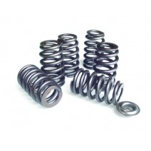 Conical Oval Wire Spring - LS1/LS6 Replacement Spring, 1.290 OD Beehive, max lift .600, 110#@1.750