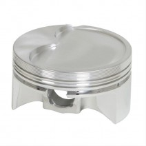 SRP PRO LS Piston, -10.0cc Dish- 4.070 bore w/4.000 stroke, 6.125in rod, 11.0-1 Rings Included
