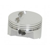SRP SBC Piston, -5cc Flat Top - 377cid, 4.000 bore w/3.750 stroke, 6.000in rod, 11.0-1