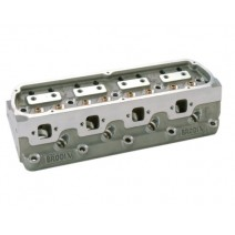Brodix Track 1 Ford Aluminum Cylinder Heads 195 Port Volume, pair
