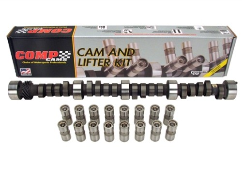 Comp Cam & Hyd Lifter Kit - SBC Extreme Energy 262°/270° .462/.469 lift