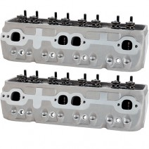 Brodix IK 180 & 200 Small Block Chevy Cylinder Heads PAIR
