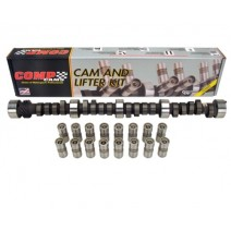 Comp Cam & Hyd Lifter Kit - SBC High Energy 240°/248° .390 lift
