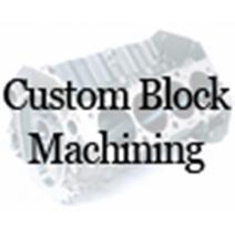 CUSTOM BLOCK MACHINING
