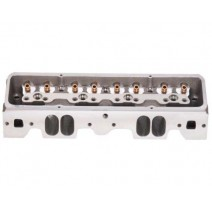 Brodix Head Hunter CNC OVAL Ported Chevy Small Block Cylinder Heads - 229cc