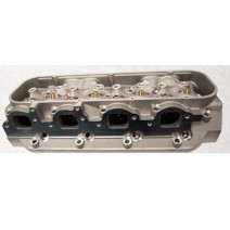 Big Block Chevy Aluminum Cylinder Heads - 340cc, 355-T6, Solid Flat Tappet assembly, pr