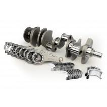 Lunati Voodoo Crank And Rod Kit - Chevrolet Small Block 383 Stroker (2-Piece Rear Seal)