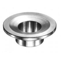 Titanium Retainer - 7°, Ti-17, 1.207-1.445 Ovate Beehive Spring, +.100