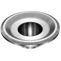 Titanium Retainer - 10°, Ti-17, 1.625 Dual Spring, +.100