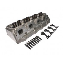 RHS Pro Action Big Block Chevy Assembled Cylinder Heads, 320cc, Solid Roller .750 lift, pair
