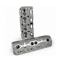 RHS Pro Action Small Block Chevy Cylinder Heads 200cc, Bare, pair