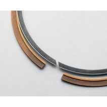 Total Seal Gapless Top Rings-Ductile Moly, file fit 4.040 x 1/16-1/16-3/16 low tension oil
