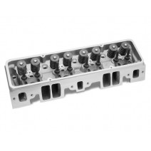 Dart PRO1 Platinum Small Block Chevy Cylinder Heads 215 Port Volume, Assembly, pair
