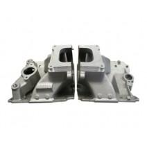 Brodix Small Blocks Chevy 2-Piece Intake Manifolds