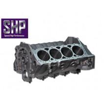 Dart SHP 4-Bolt SBC Iron Block w/1pc rear seal