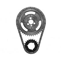 Timing Chain Set - Ford V8 351C, 351M, 400 Adjustable 3 keyway