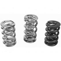 NexTek Valve Spring, Hi-Perf Polished, SBC LS series, 1.340OD dual, 170lb @ 1.810, .700 lift